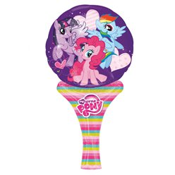 My Little Pony Mini Ballon - 30 cm Folie