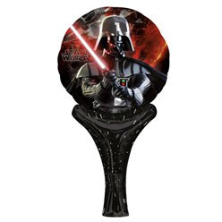 Star Wars Mini Ballon - 30 cm Folie