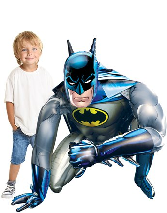 Batman Airwalker Ballon - 112 cm Folie