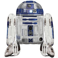 Star Wars R2-D2 Airwalker Ballon - 96.5 cm