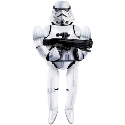Star Wars Storm Trooper Airwalker Ballon - 187 cm