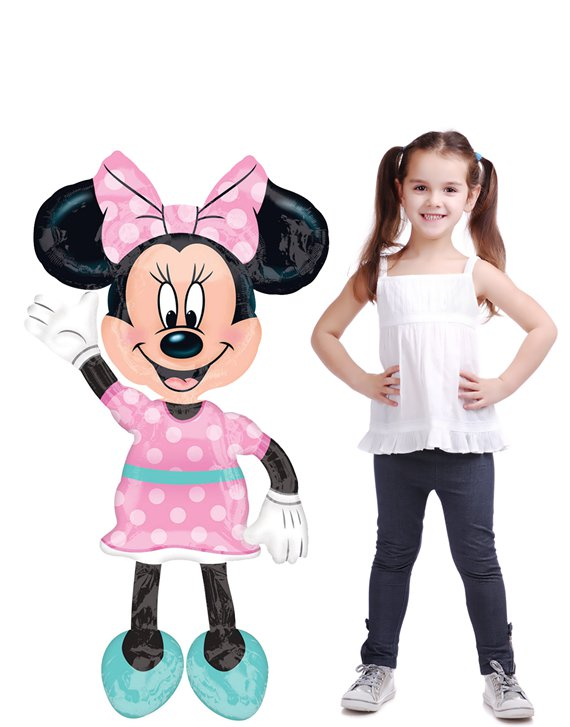 Minnie Mouse Airwalker Ballon - 96 cm