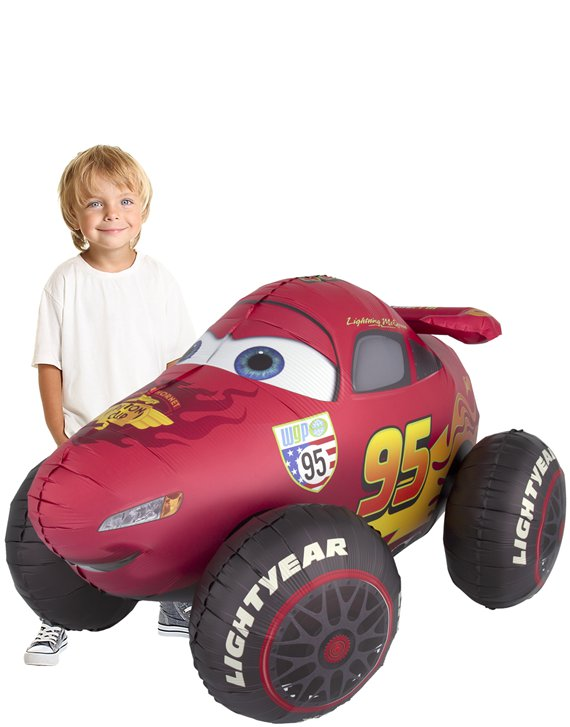Disney Car Airwalker Ballon - 68 cm