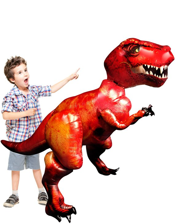 Jurassic World T-Trex Airwalker
