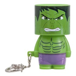 Incredible Hulk Clip-On Lampje