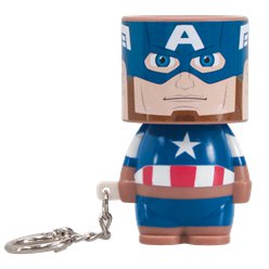 Captain America Clip-On Lampje
