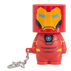 Iron Man Clip-On Lampje