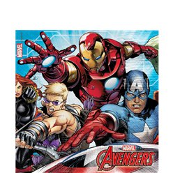 Mighty Avengers Servetten - 33 cm