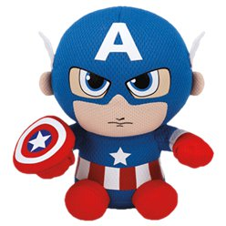 Marvel Captain America Beanie Speelgoed