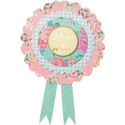 'Mum To Be' Rosette