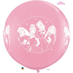 Disney Prinses Reuze Ballon - 91 cm Latex