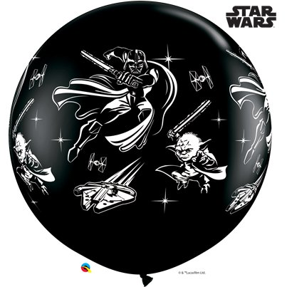Star Wars Reuze Ballon - 91 cm Latex