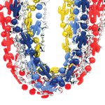 Wild West Party Bead Necklaces