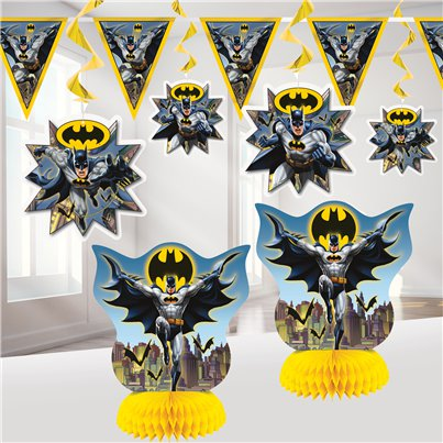 Batman Decoratie Set