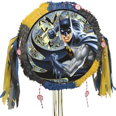 Batman Drum Trek Pinata