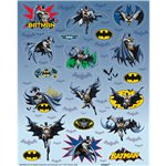 Batman Sticker Vel