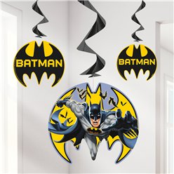 Batman Hangende Swirl Decoraties - 66 cm