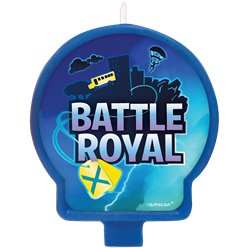 Battle Royal Kaars - 7 cm