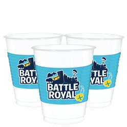 Battle Royal Plastic Bekers - 473 ml