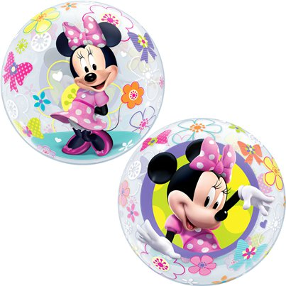 Minnie Mouse Bow-Tique Bubbel Ballon - 56 cm