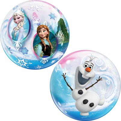 Disney Frozen Bubbel Ballon - 56 cm Folie