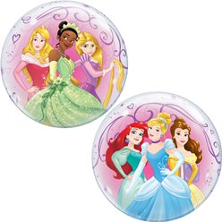 Disney Prinses Bubbel Ballon - 56 cm