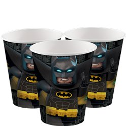 LEGO Batman Papieren Bekers - 256 ml