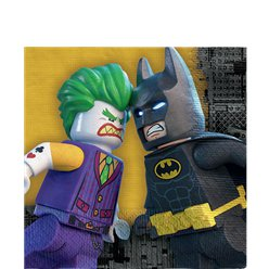 LEGO Batman Lunch Servetten - 33 cm