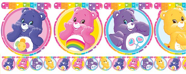 Care Bears Vlaggenlijn