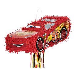 Cars Lightening McQueen Trek Pinata