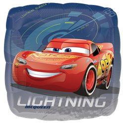 Cars Lightening McQueen Folie Ballon - 46 cm