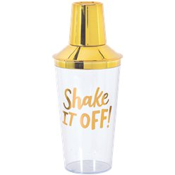 Shake It Off! Cocktailshaker