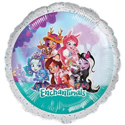 Enchantimals Ballon - 46 cm Folie