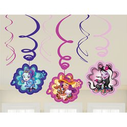 Enchantimals Hangende Swirl Decoraties - 60 cm
