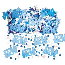 Its a Boy Table/Invite Confetti