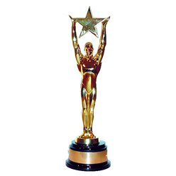 The Star Award Kartonnen Figuur - 1.8m