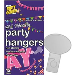 Party Genies - Party Hangertjes
