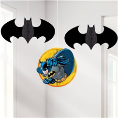 Batman 3D Hangende Decoraties