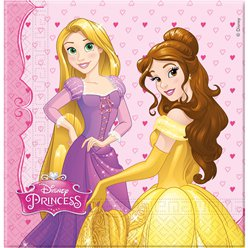 Disney Prinses Feest Servetten - 2 laags Papier