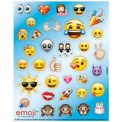 Emoji Sticker Vel