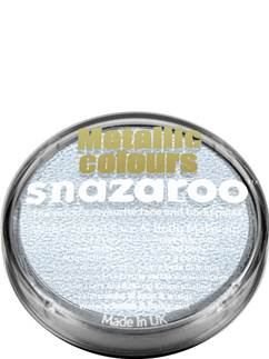 Snazaroo Electric Zilver Schmink - 18 ml