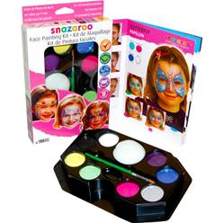 Snazaroo Girl Face Painting Kit