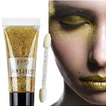 Goud Glitter Tube - 14 ml