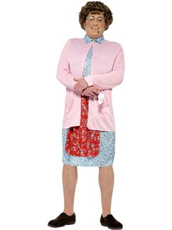Mrs Brown Jongen