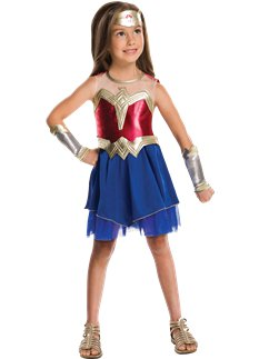 Wonder Woman - Kinderkostuum
