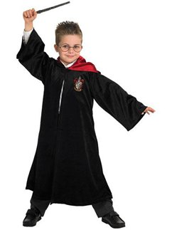 Harry Potter School Gewaad Deluxe - Kinderkostuum