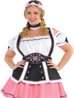 Oktobermiss Plus Maat