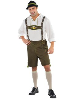Mr. Oktoberfest Plus Maat