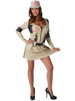 Ghostbusters Lady