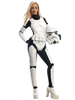 Stormtrooper Lady